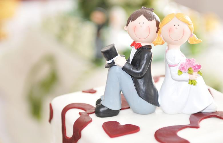 La tarta perfecta para tu boda