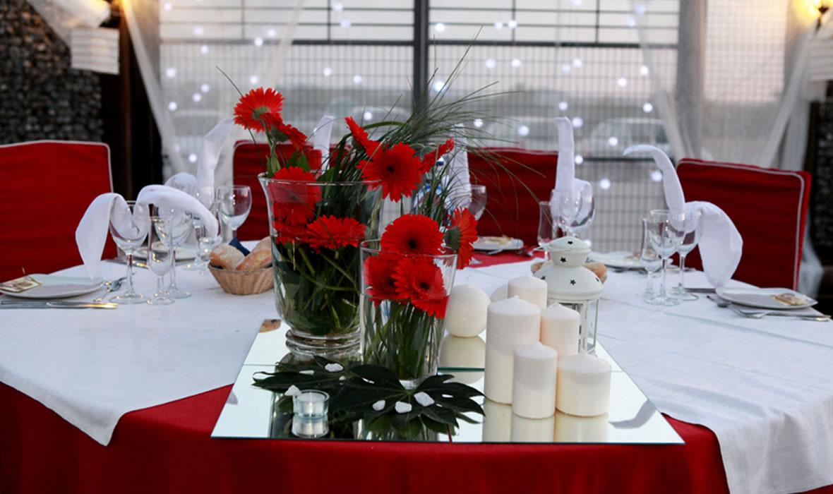 El banquete para celebrar tu boda