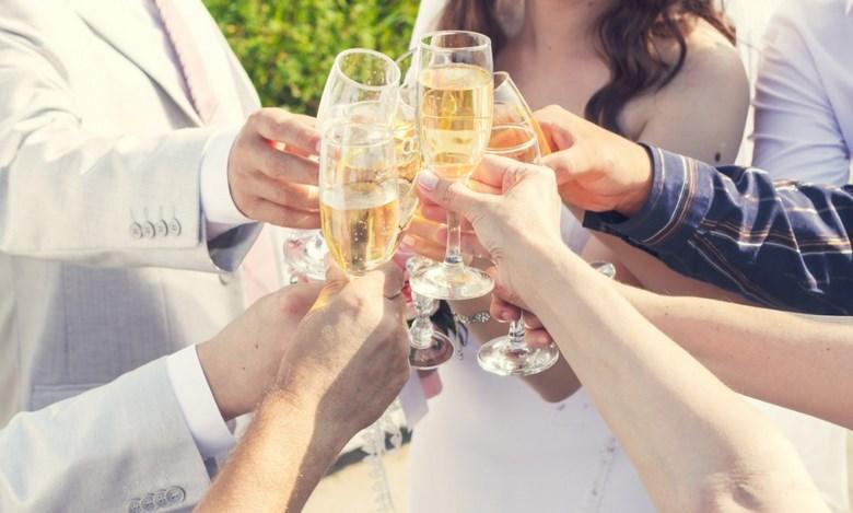 El brindis de tu boda
