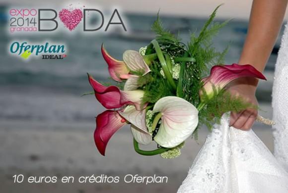 Oferplan te regala 10 euros por asistir a Expoboda