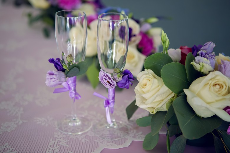 Tips decorativos para el banquete nupcial