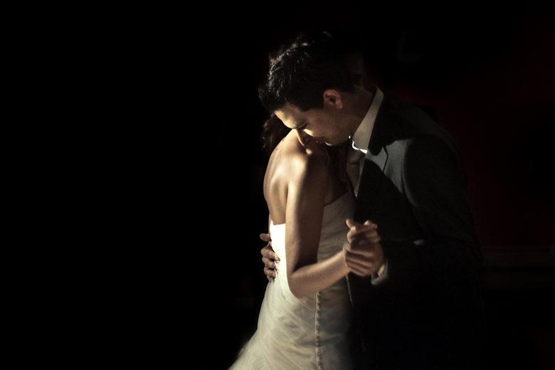La importancia del baile nupcial
