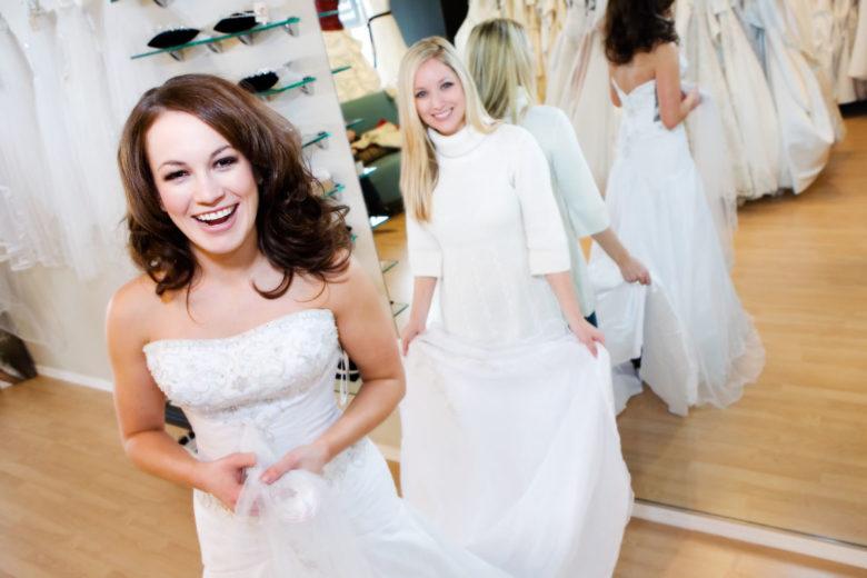 Segundo traje de novia – Da la campanada con un segundo look