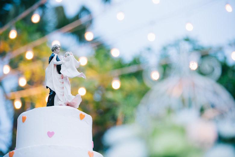 Originalidad y creatividad en tu tarta nupcial
