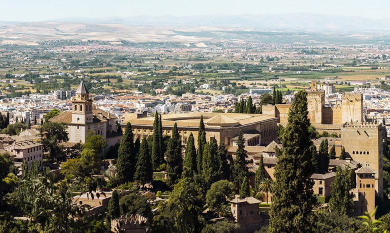 Granada, ciudad ideal para casarte