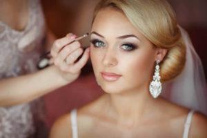 Maquillaje novia en boda
