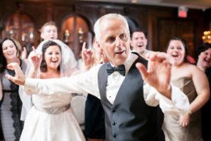 Padrino en boda