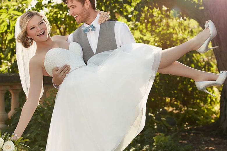 5 motivos por los que elegir un vestido de novia corto