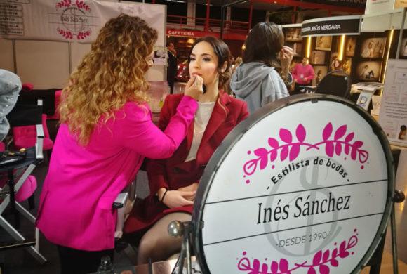 Inés Sánchez, estilista: Brilla siempre, pero más conmigo