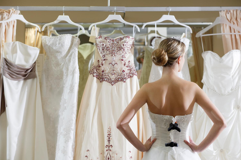 Acertar con el vestido de novia