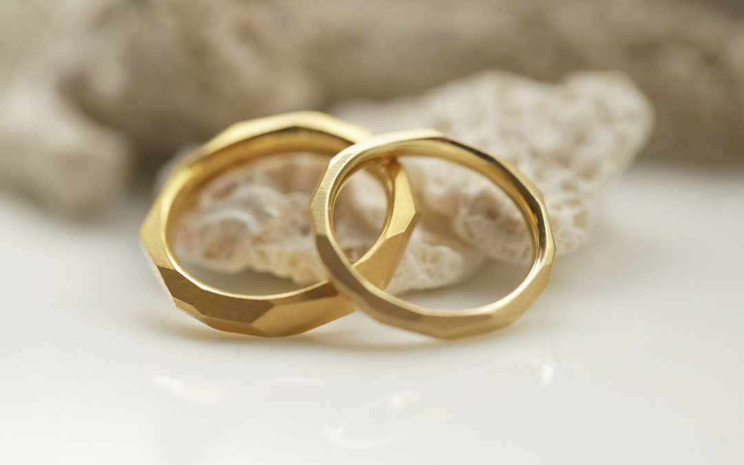 Las joyas de la boda, para él y para ella